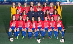 Atlético de Madrid Femenino Juvenil B