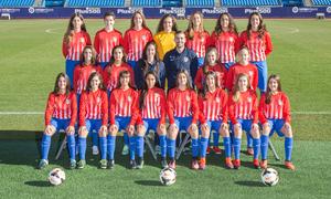 Atlético de Madrid Femenino Juvenil C