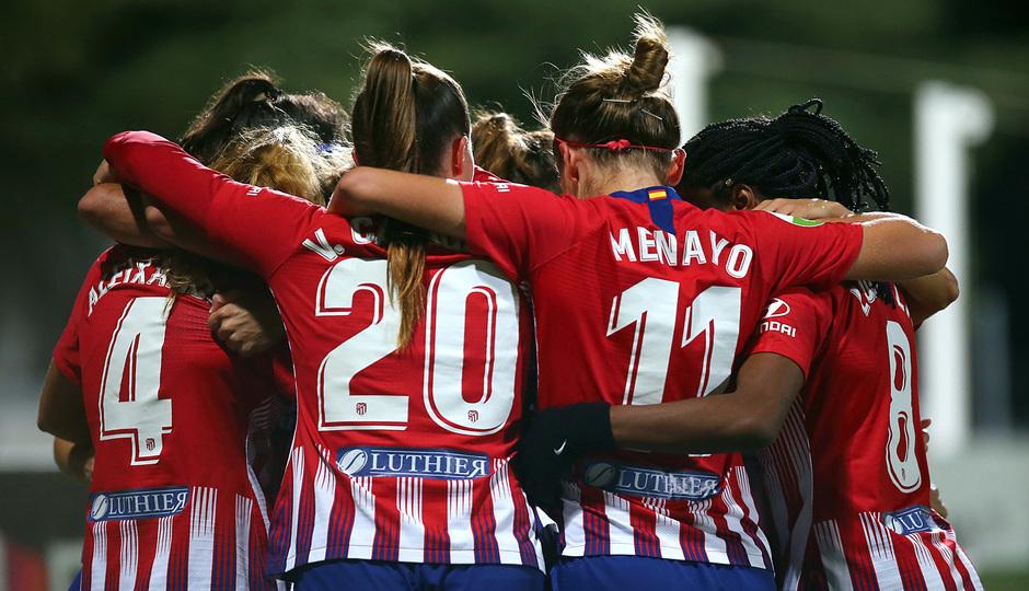 Las mejores jugadas del Atlético de Madrid Femenino 2-0 Levante UD