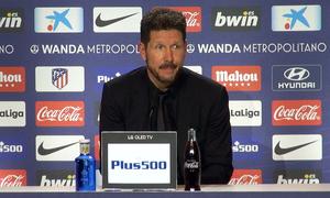 ATM FLASH | Simeone, Vitolo y Godín valoraron el #AtletiAthletic