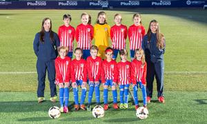 Atlético de Madrid Femenino Benjamín B