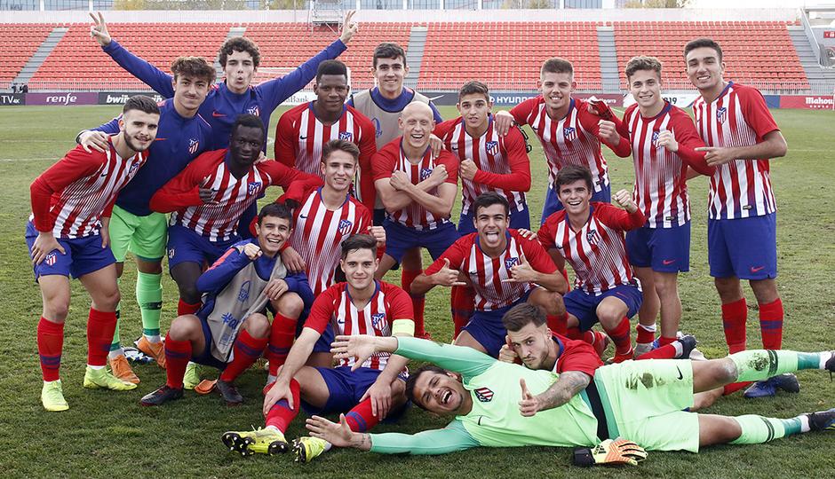 ¡A octavos de la UEFA Youth League!