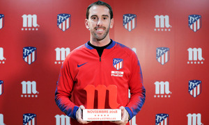 "Godín: ""I'm proud and happy to see my work on the pitch being rewarded"""