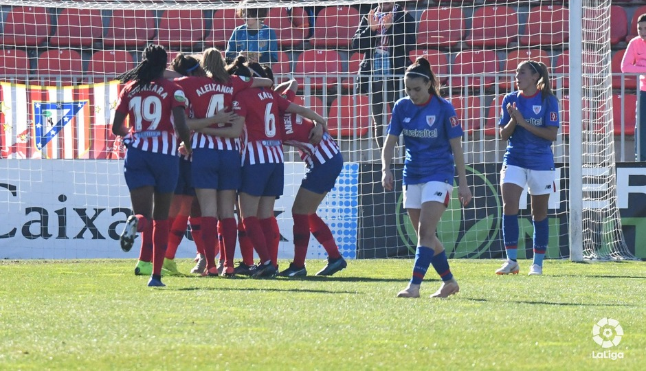 Resumen Atlético de Madrid Femenino - Athletic Club