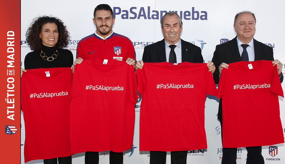 Koke sponsors the Foundation's prostate cancer awareness campaign