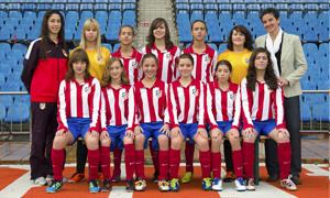 Atlético de Madrid Féminas Sub-13 A
