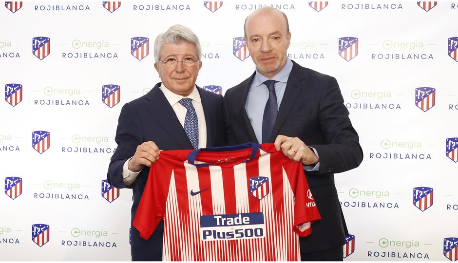 Energía Rojiblanca, nuevo patrocinador del Atlético de Madrid