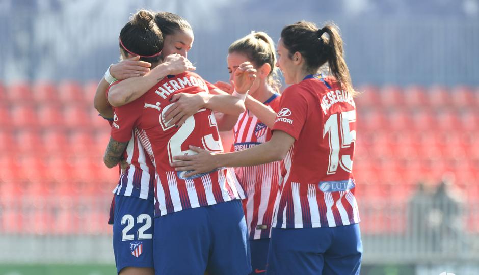 Las mejores jugadas del Atlético de Madrid 3-0 Sevilla