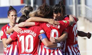 Las mejores jugadas del Levante UD 0-4 Atlético de Madrid