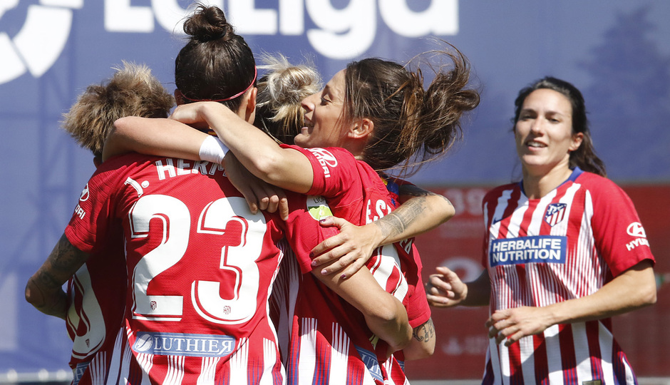 Las mejores jugadas del Atlético de Madrid 3-1 Real Betis