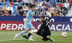 Sergio Camello nos cuenta cómo vivió su debut con el primer equipo y su estreno goleador en la máxima categoría