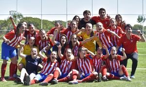 El Femenino C se corona campeón liguero