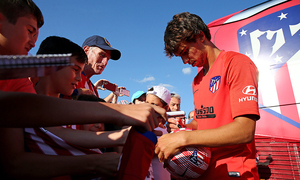 Thank you for your spport, #AtléticosAroundTheWorld