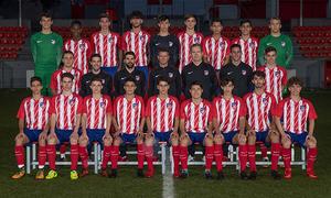 Atlético de Madrid Cadete A