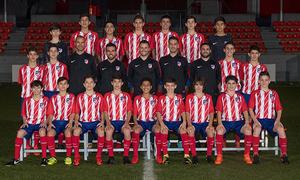 Atlético de Madrid Infantil  A