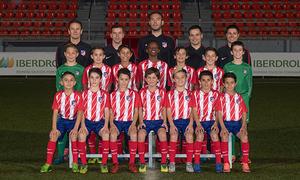 Atlético de Madrid Benjamín A