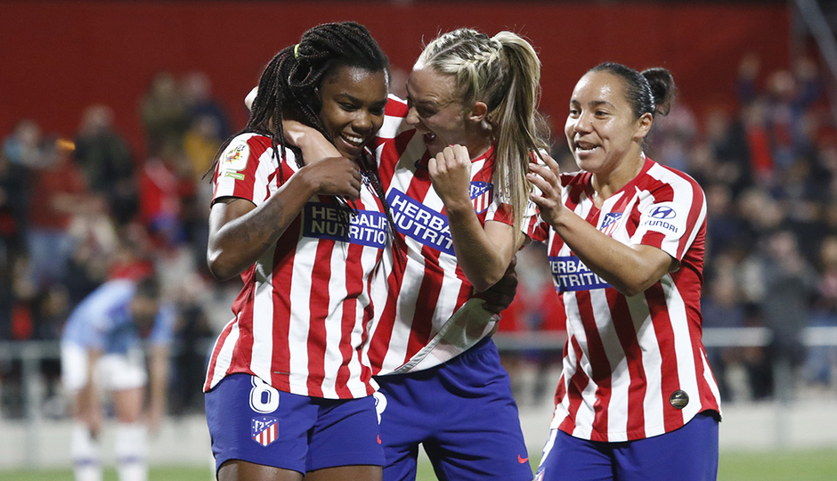 ¡A cuartos de final de la UEFA Women's Champions League!