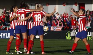 Las mejores jugadas del Atlético de Madrid 4-1 Deportivo