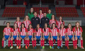 Atlético de Madrid Femenino Infantil G