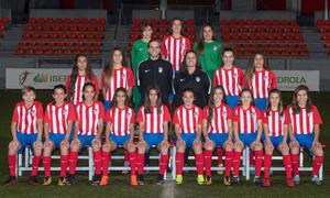 Atlético de Madrid Femenino Infantil H