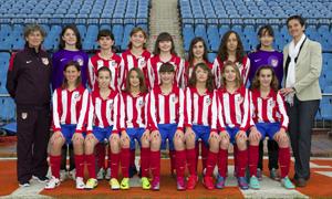 Atlético de Madrid Féminas Sub-13 C