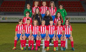 Atlético de Madrid Femenino Alevín A