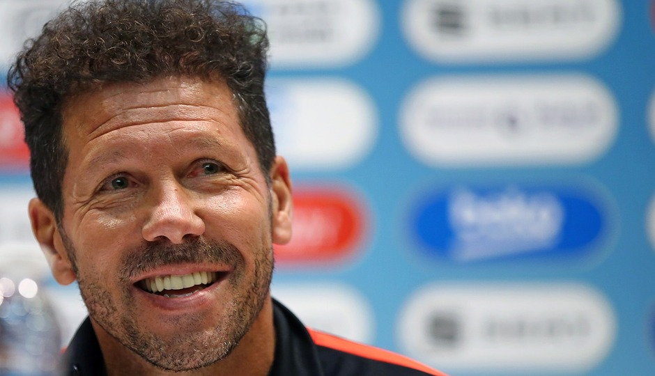 "Simeone: ""There isn't a more important game for us than this"""