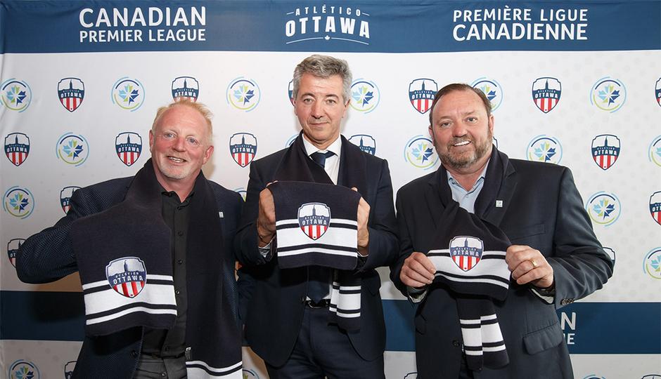 El Atlético Ottawa se une a la familia atlética
