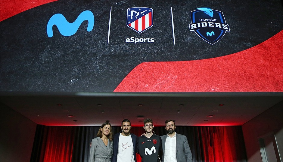 Introducing Atlético de Madrid eSports
