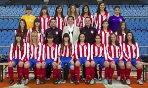 Atlético de Madrid Féminas Sub-16 A