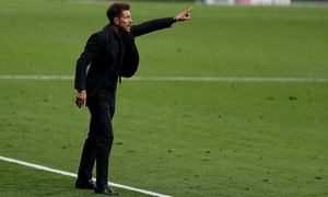 "Simeone: ""We miss the fans"""