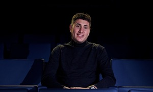 Giménez reflects on his first 200 Atleti games