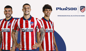 Participate in Plus500's giveaway to win two Atleti jerseys!