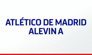 Atlético de Madrid Alevín A
