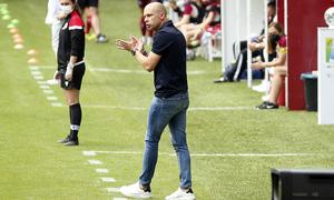 """Sánchez Vera: """"Hemos tenido la fortuna de ponernos 0-2 en el minuto 20"""""""