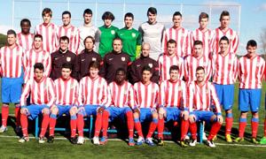 Atlético Madrileño Juvenil División de Honor