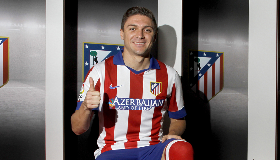 "Siqueira: ""I'm very lucky to be a part of this club"""