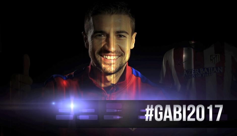 """Gabi: """"Quiero seguir haciendo historia y ayudando al equipo"""""""