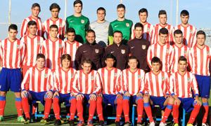 Atlético de Madrid Juvenil Liga Nacional