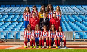Atlético de Madrid Féminas Sub-13 B