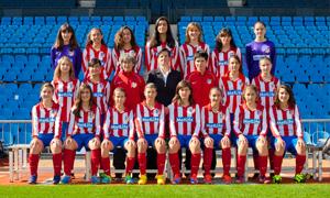 Atlético de Madrid Féminas Sub-16 B