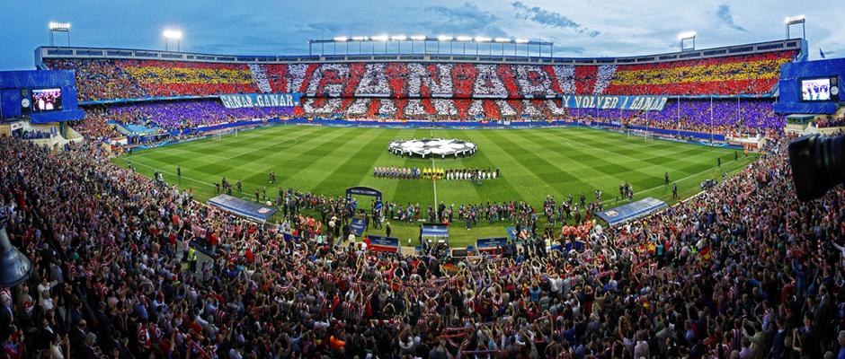 Club Atlético de Madrid - Los mejores mosaicos en la Champions League