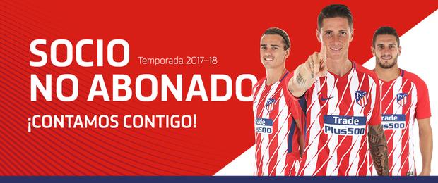 Club Atlético de Madrid · Web oficial - Estas fiestas 8b17a6e6a3d