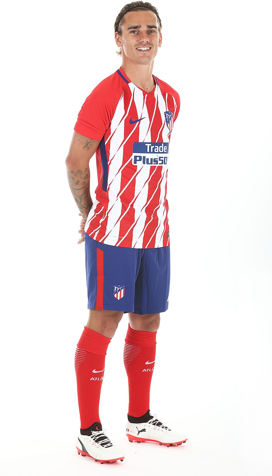 Club Atletico De Madrid Atletico De Madrid S New Kits For The 2017