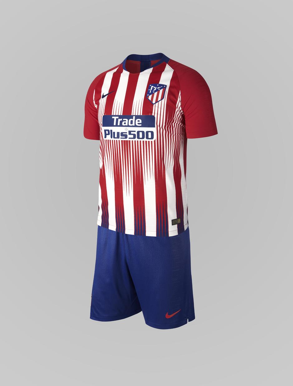 Club Atlético de Madrid - Presentamos la primera equipación y el kit ... d683dd76dc549