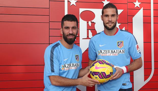 Club Atlético de Madrid · Web oficial - Nuevo balón Nike para la Liga fa728d2c00838