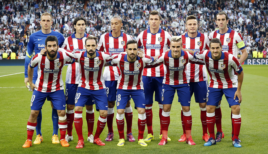 Club Atlético de Madrid - Courage and heart in the Champions derby