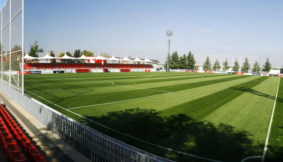 Ciudad Deportiva Wanda