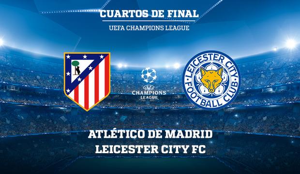 Club Atlético de Madrid · Web oficial - El Leicester será nuestro ...