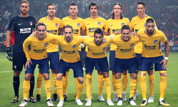 Club Atlético de Madrid · Web oficial - We wear our away kit